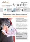 Steuerblatt Februar 2011