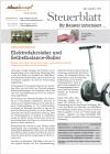 Steuerblatt Juni 2011