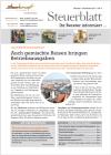 Steuerblatt Oktober 2011