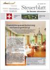 Steuerblatt Juni 2012