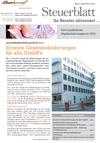 Steuerblatt April 2014