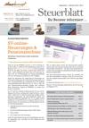 Steuerblatt Oktober 2014