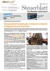 Steuerblatt April 2015