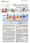 Steuerblatt Jänner 2018