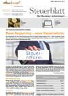 Steuerblatt März 2018