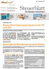 Steuerblatt Mai 2018