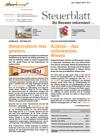 Steuerblatt Juli 2019
