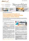 Steuerblatt Mai 2020